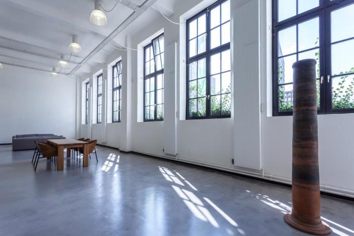 Die Fenster der Barlach Halle k´K